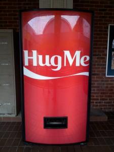 HUG ME coke
