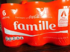 Coke famille 1