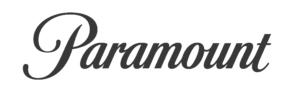 PARAMOUNT logo by Ian Brignell